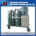 Extra-Vacuum Lube Oil Purifying Machine