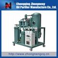 Multi-Function Vacuum Gear Oil Filtering