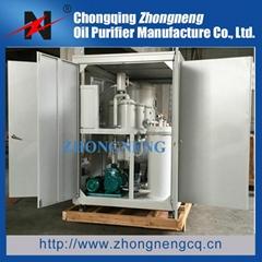 Vacuum Auto Waste Hydraulic Oil Filter Machine
