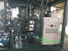 2017 New Transformer Oil Purification Plant