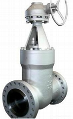 High Pressure/Pressure Seal Gate Valve