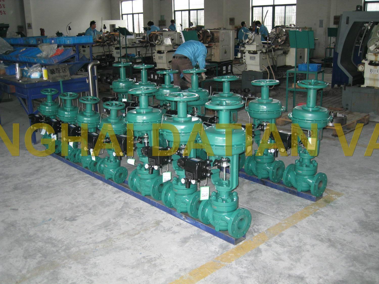Pneumatic Diaphragm Va  e/Pressure Modulating Control Va  e 5