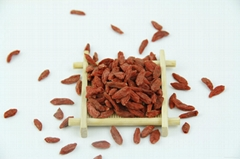 High quality Goji Berry dried fruit 380 grains/50G for sale Ningxia Goji berries