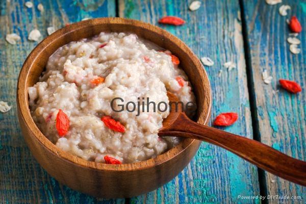 Gojihome wolfberry 550 grains per 50g 4