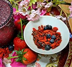 Ningxia Goji berries 600 grains per 50g
