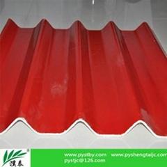 Aluminium foil heat insulation roofing sheet