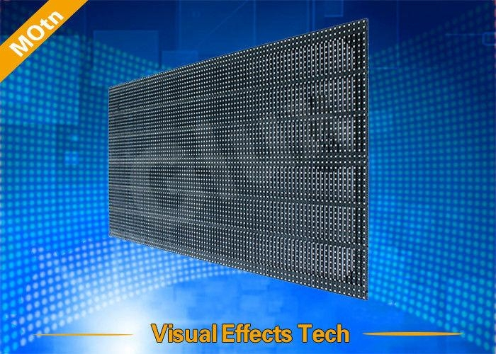 High Indensity P10mm Led Display Indoor Advertising Led Screens With Grey Scale  1