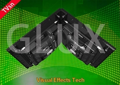 High Resolution Outdoor Advertising Led Display Screen With Wide View Angle