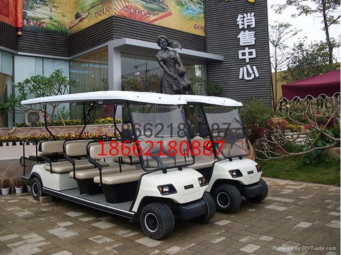 6座樓盤看房電動高爾夫球車 3