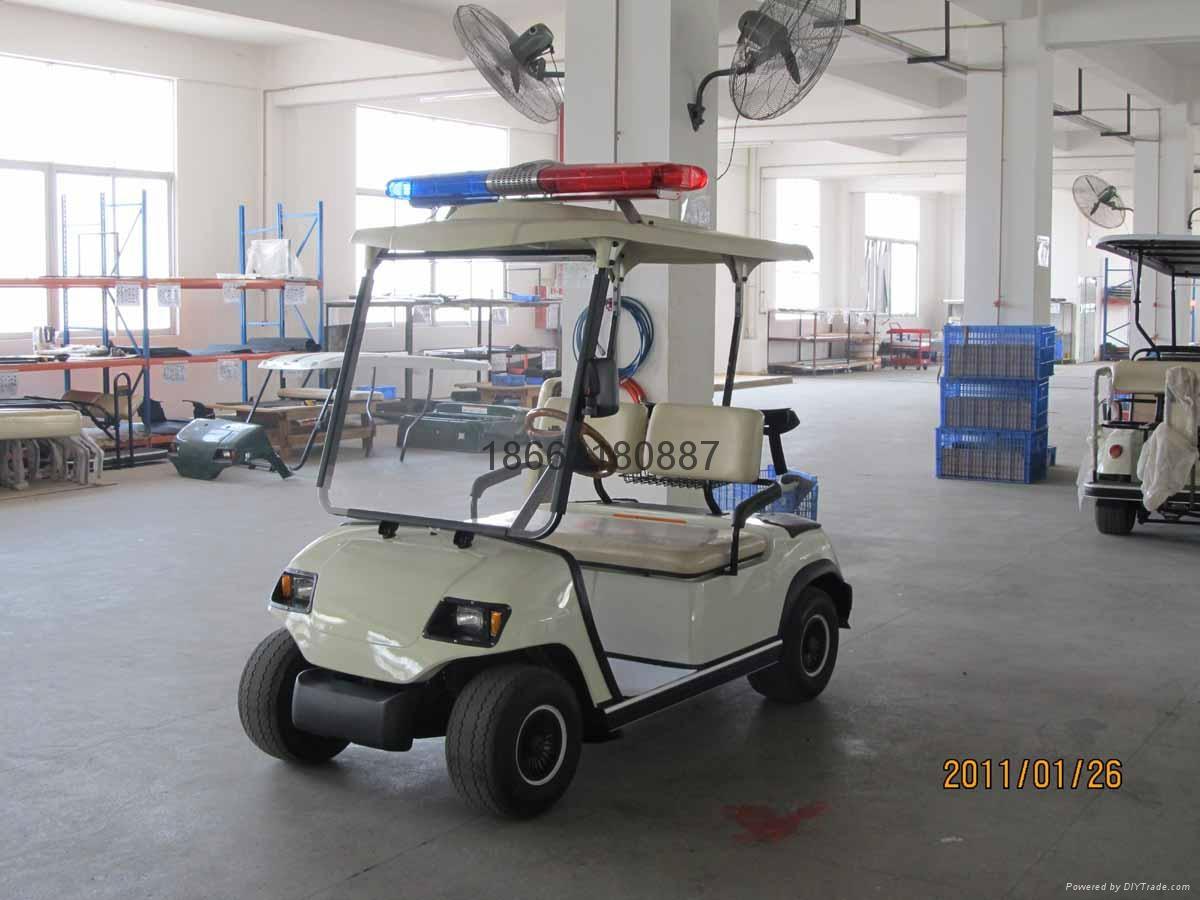 6座楼盘看房电动高尔夫球车 4