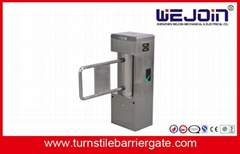 Safety Access Control Swing Barrier Gate With Voltage Of DC24V