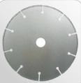 Vacuum Brazed diamond cutting disc/Diamond cutting blade