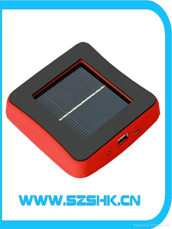 New product CE ROHS be supported AAA solar charger for