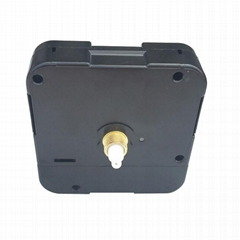 step clock movement wall clock mechanism for wall clock
