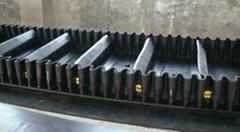 Large Angle Rubber Corrugated Sidewall Conveyor Belt