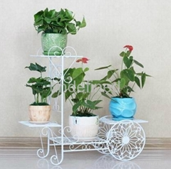 China Cheap Decorative Flower Stand Plant Stands Garden Pot Stands