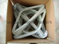 wire cloth hanger