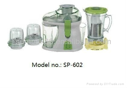 4 in 1 multifunction electric food processor 1