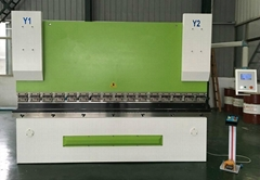 sheet metal CNC hydraulic press brake
