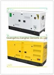 25kva  super silent geisel generators