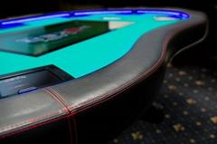 Electronic Poker Table