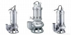 五羊牌WQF全不锈钢潜水排污泵