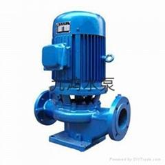 GD立式鑄鐵管道泵(五羊牌)