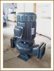 海龍牌立式管道泵