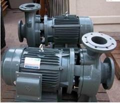 海龍牌臥式鑄鐵管道泵