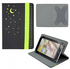 7-8 inch Univeral tablet  case for ipad and Samsung