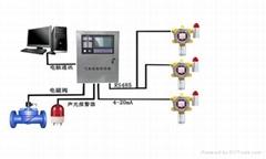 发泡原料甲苯二异氰酸酯TDI泄露检测报警器