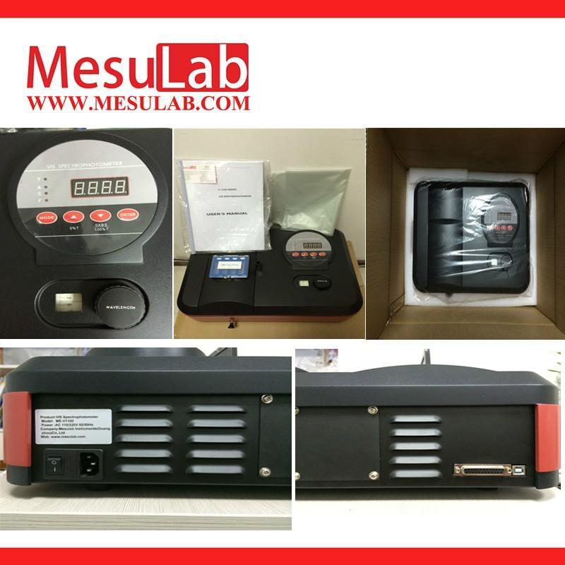VIS Spectrophotometer 4