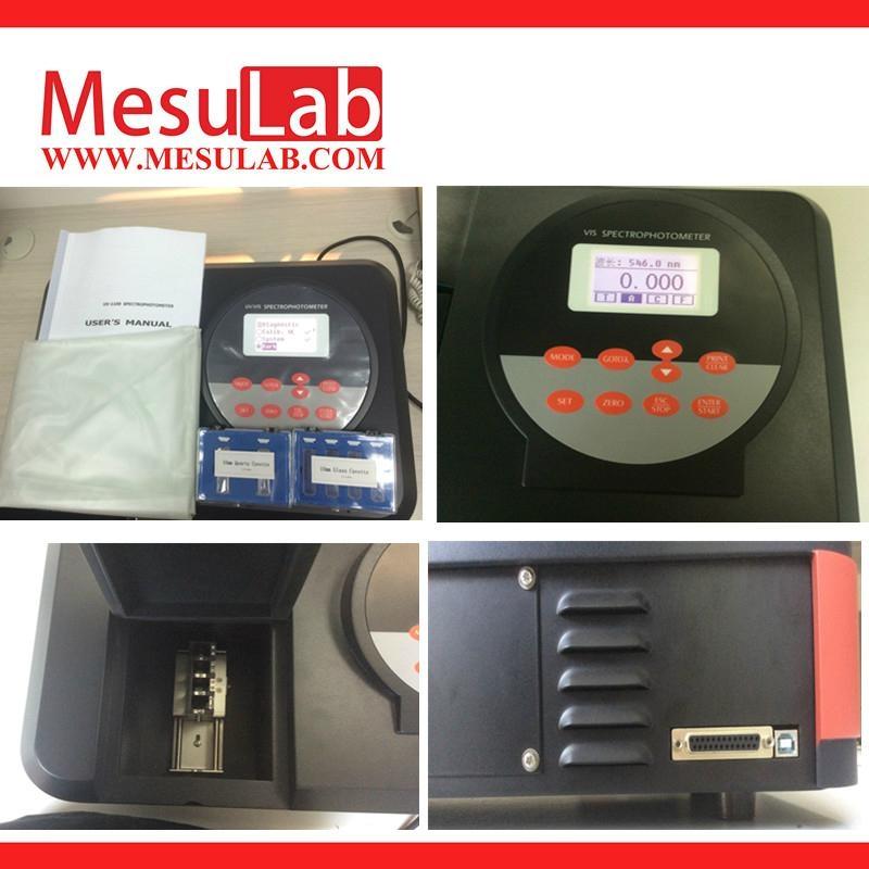 Single Beam UV/VIS Spectrophotometer 3