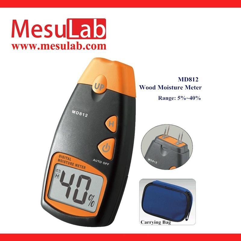 Portable Wood Moisture Meter 1