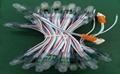 LED全彩外露穿孔發光字防水燈串 2