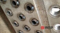 供應無縫鋼管內襯TA1、TA2