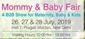 2019年7月印度新德里孕嬰童