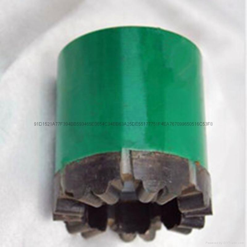 金刚石钻头 绳索取芯烧结钻头   钻探工具厂