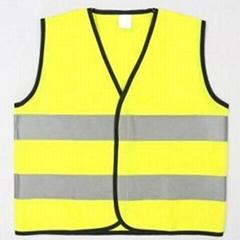child safety vest reflective Children's Reflective Vest