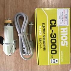 日本HIOS电动螺丝刀CL-3000批发