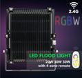 LED20W智能RGBW投光燈氾光燈  明緯電源 3