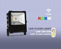 LED智能七彩RGBWWIFI