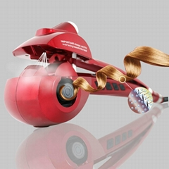 Electric Steam Hair Curler