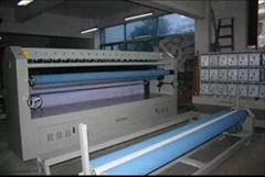 JP Ultrasonic quilting Machine