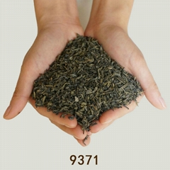 Chinese factory supply chunmee green tea 9371