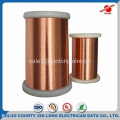 Enameled Copper Clad Aluminum Wire / ECCA