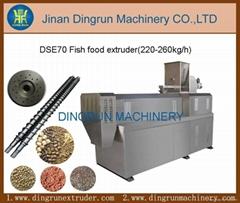 觀賞魚飼料生產線