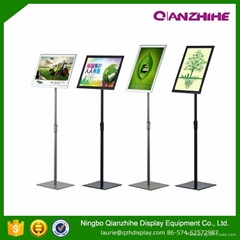A3 A4 menu board advertising display rack