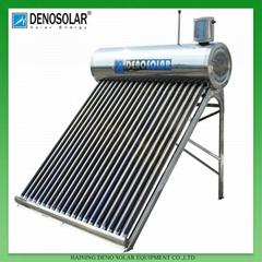 德诺(denosolar)太阳能热水器不锈钢系列