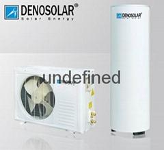 德诺 家用中央空气源热泵热水器 别墅等适用